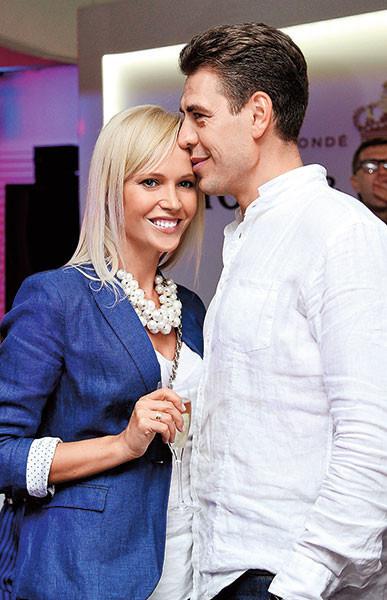 Дмитрий и Татьяна Дюжевы фото