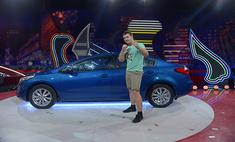 Самарец выиграл автомобиль у Анны Семенович!