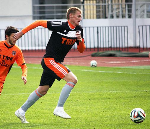 Роман Емельянов, ФК «Урал», фото