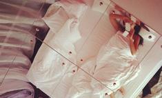 Певица Нюша опубликовала фото интимного содержания