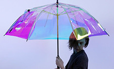 Вот техника дошла! Теперь погоду предскажет зонтик