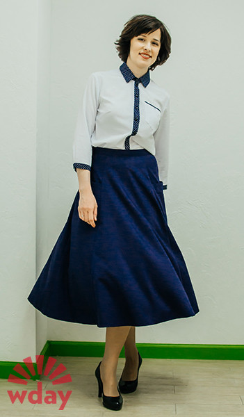 Марина Смирнова, проект Woman's Day и «Совместные покупки на E1.RU», фото