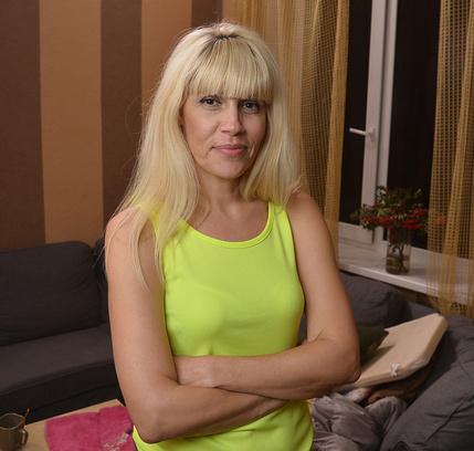мама Алианы Гобозовой