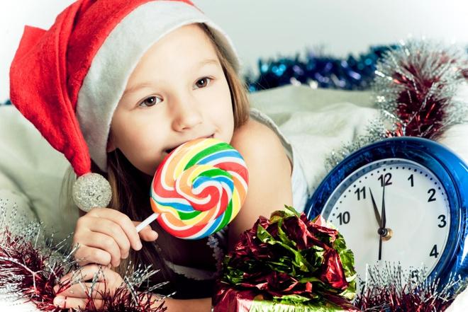 Как выбрать сладкий подарок для ребенка