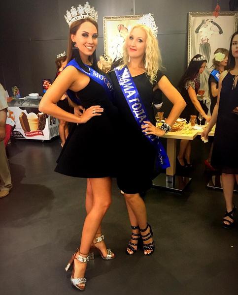 Волгоградка подружилась с победительницей конкурса.
