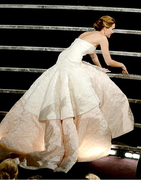 Дженнифер Лоуренс, премия Оскар, фото