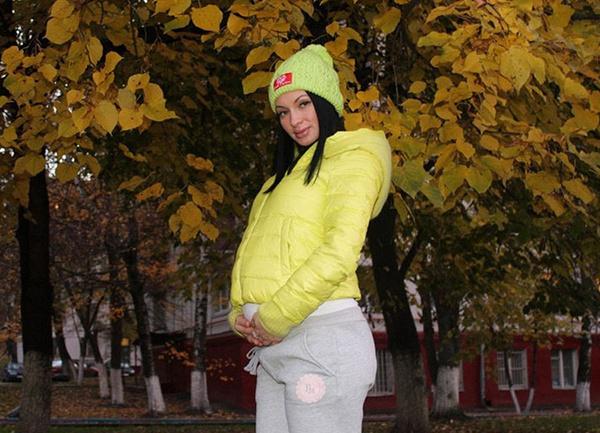 как Евгения Феовилактова-Гусева похудела после родов