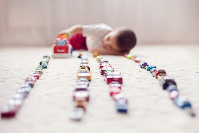 развивающие игрушки для ребенка двух лет