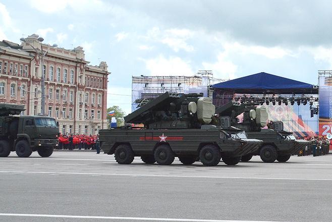 Как провести майские праздники в Ростове