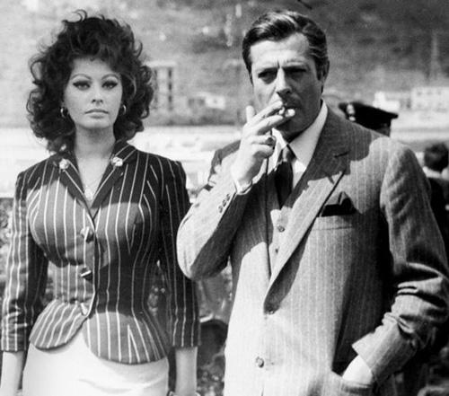 Брак по-итальянски - это классика итальянского кино и она хороша