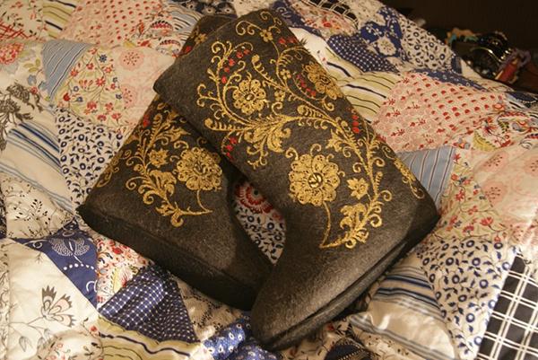 Валенки, зимняя обувь