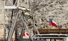 Для спасения чилийских шахтеров создали специальную капсулу