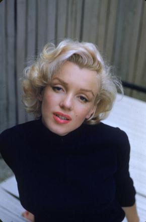 Мэрилин Монро в 1960 году.