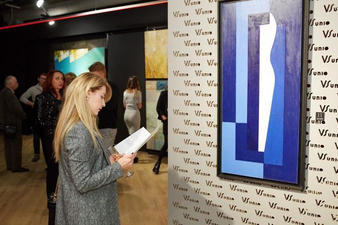 Выставка «НОЭМЫ» в галерее VSunio