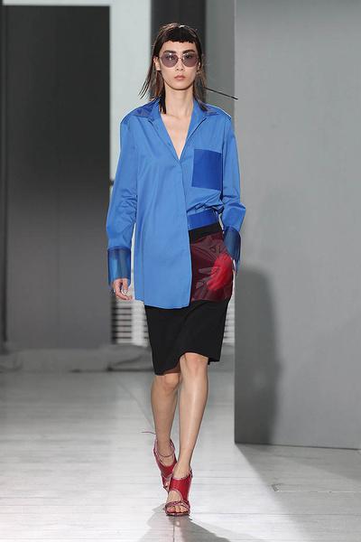 Неделя моды в Лондоне: день четвертый | галерея [1] фото [21]