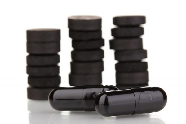 Дозировка активированного угля