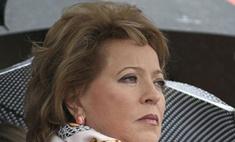 Картину Валентины Матвиенко купили за 6 млн рублей