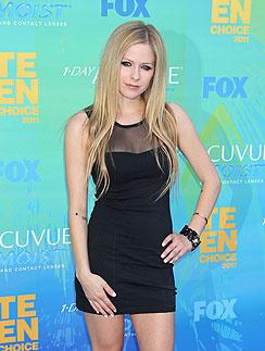 Аврил Лавин (Avrile Lavigne)