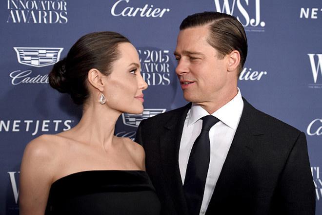 Сколько денежных средств икак поделят Джоли иПитт— Развод наполмиллиарда