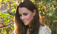 Кейт Миддлтон пользуется недорогой косметикой