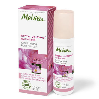 Melvita, увлажняющий крем «Розовый нектар»