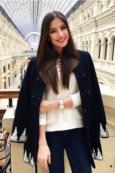5 фактов о будущей «Мисс Мира» Яне Добровольской