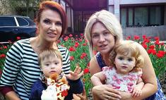 Как проводят лето Эвелина Бледанс, Павел Воля и Макарские