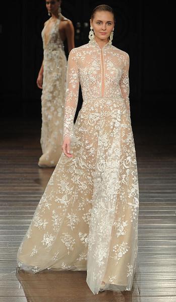 Лучшие коллекции Недели свадебной моды   галерея [5] фото [18]
