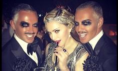 Мадонна с размахом отметила свое 56-летие