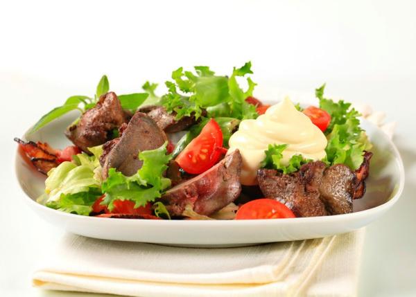 Рубленное кусочками мясо гуся:  рецепт приготовления
