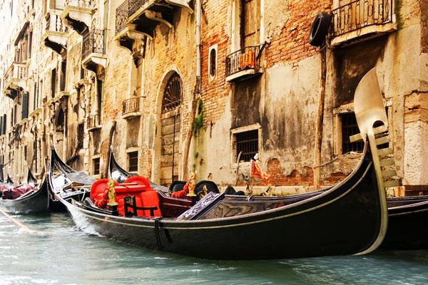 «Венеция поразила меня своей театральностью»
