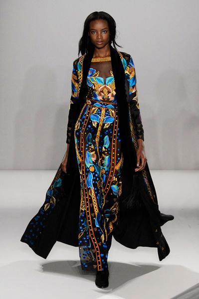 Неделя моды в Лондоне: 22 февраля   галерея [2] фото [9]