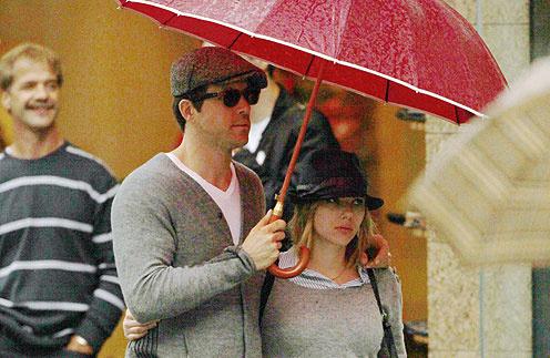 Скарлетт Йоханссон (Scarlett Johansson) и Райан Рейнольдс (Ryan Reynolds)