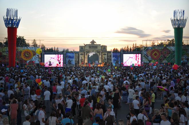 Уфа, афиша 11-12 октября, день республики