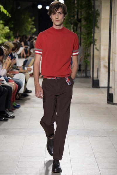Неделя мужской моды в Париже: лучшие показы | галерея [8] фото [19]
