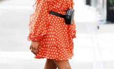 Советы стилиста: как носить самый модный принт лета