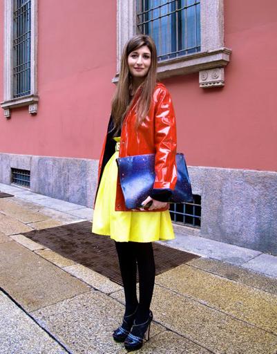 Street style весна-2011