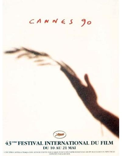 Постер Каннского фестиваля-1990