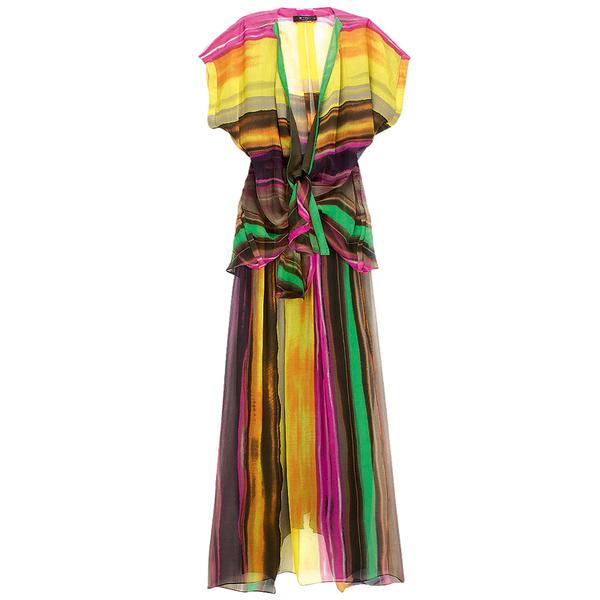Платье из шифона, Etro.