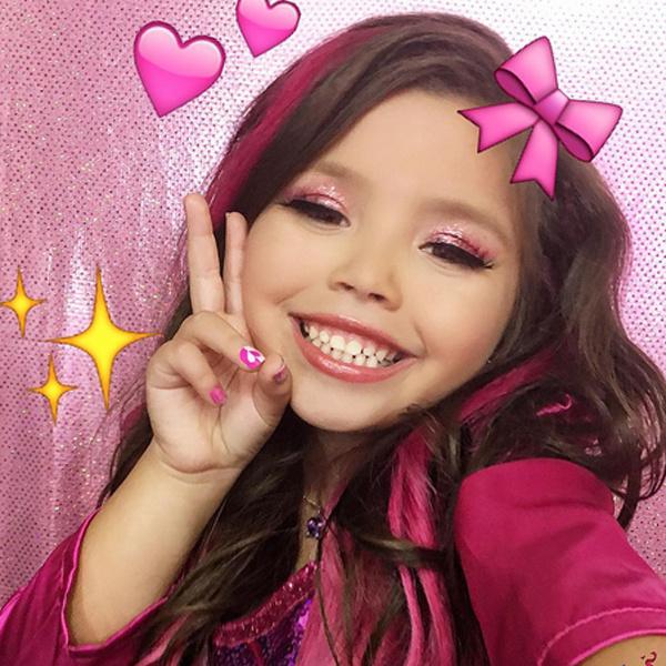 пятилетняя девочка бьютиблогер покорила сеть