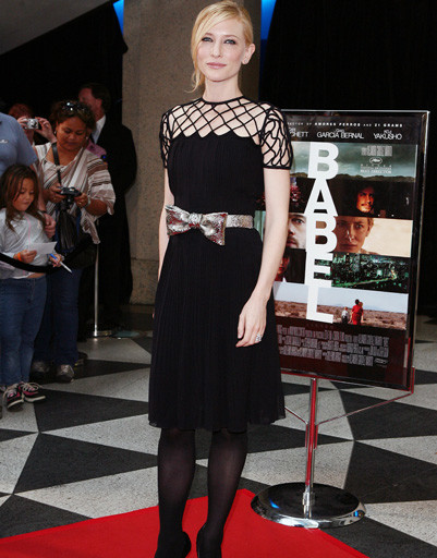 Кейт Бланшетт (Cate Blanchett), 2006 год