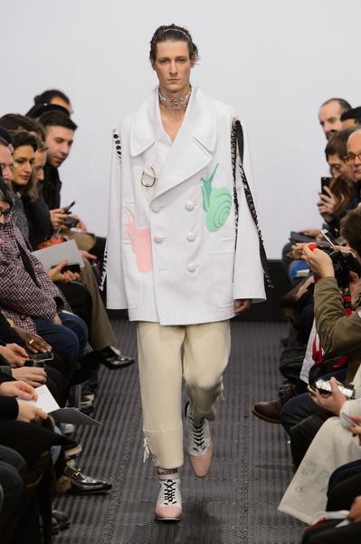 Неделя мужской моды в Лондоне: главные показы   галерея [3] фото [14]