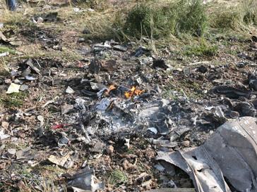 Крушение ATR-42 в Венесуэле
