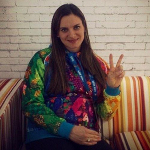 Елена Исинбаева вышла замуж