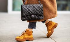 Советы стилиста: как сочетать обувь с сумкой этой зимой