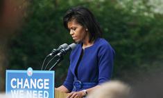Мишель Обама отдала свое платье в музей