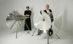 Как выглядит и звучит музыкальный инструмент кристал-баше