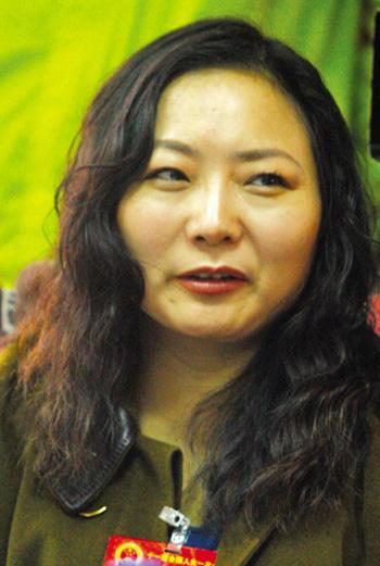Ву Яхун, исполнительный директор риэлторской компании Longfor Properties.