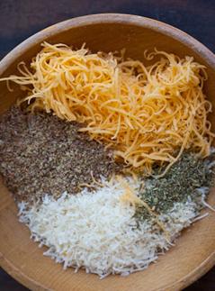 Сырные чипсы рецепт