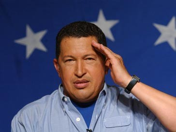 Уго Чавес (Hugo Chavez) выступает за социализм